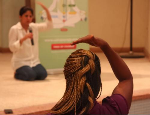 Elever la Kundalini grâce à Sahaja Yoga